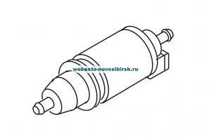 1320316A Топливный Насос-дозатор DP 30.02 12В Бензин