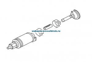 82554A Топливный Насос-дозатор DP 2 12В Дизель в сборе