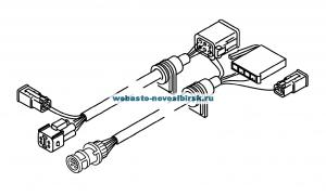 9010839C Кабельный жгут 1200 мм
