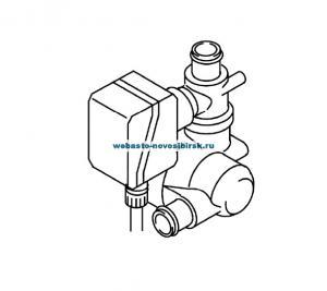 84065B Главный обратный клапан с тосольным фильтром