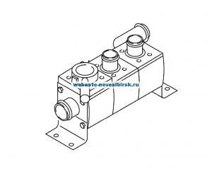 89350C Клапан обратный с запорным вентилем