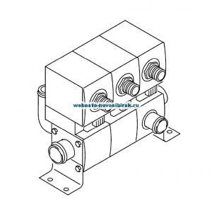 82718A Клапан регулирующий с электроприводом для Transliner