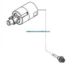 1300070C Циркуляционный насос 24 В Aquavent 6000S U4852.08