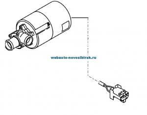 1300071C Насос циркуляционный 24 В Aquavent 6000S U4852.09