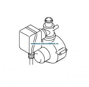 70808A Главный обратный клапан с тосольным фильтром жидкостное подключение 2х внеш д 38
