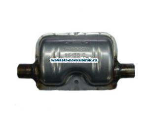 1320895A Глушитель на выхлоп d=22 мм (металл)