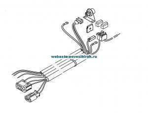 89159В Жгут проводов для TTZ