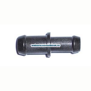 66934C Патрубок соединительный  20х20 (пластик)